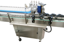 Cold Glue Bottle Labeling Machine